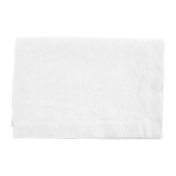 Home Napkin, table cloth, place mats Côté Table BASIC White