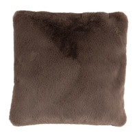 Home Cushions covers Côté Table REFUGE Taupe
