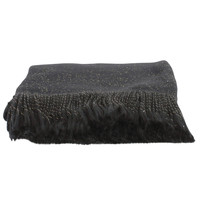 Home Blankets, throws Sema  Black