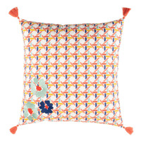 Home Cushions covers Sema Place du village Coral