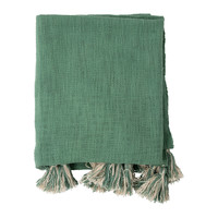 Home Blankets, throws Sema  Green / Water