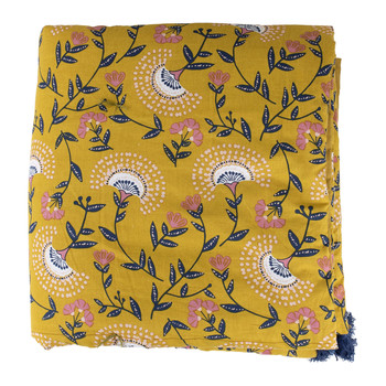 Home Blankets, throws Sema VEG-GIRLY Yellow
