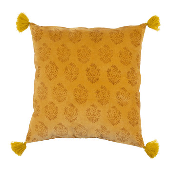 Home Cushions covers Sema BAYLEEN Yellow / Mustard