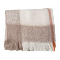 Home Blankets, throws Comptoir de famille GALEIC White