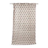Home Curtains & blinds Comptoir de famille ROSETTE Grey