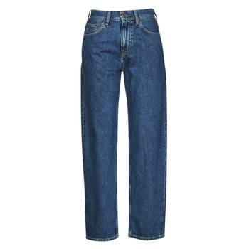 material Women straight jeans Pepe jeans DOVER Blue / Medium