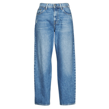 material Women straight jeans Pepe jeans DOVER Blue / Clear
