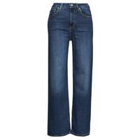 material Women bootcut jeans Pepe jeans LEXA SKY HIGH Blue