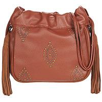 Bags Women Shoulder bags Pepe jeans LYDIA Cognac