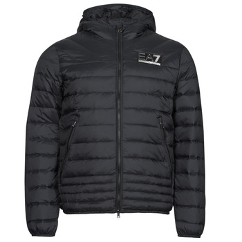 material Men Duffel coats Emporio Armani EA7 MOUNTAIN M DOWN Black