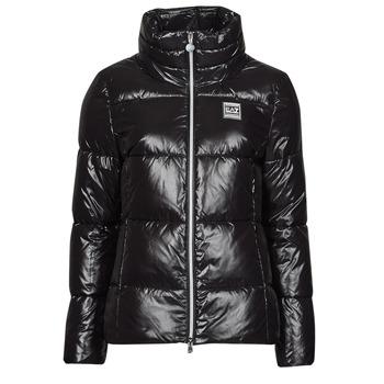 material Women Duffel coats Emporio Armani EA7 MOUNTAIN W ECO Black