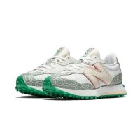 Shoes Low top trainers New Balance NB 237 x Casablanca Holly Green Munsell White/Holly Green