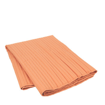 Home Blankets, throws Broste Copenhagen SENA Coral