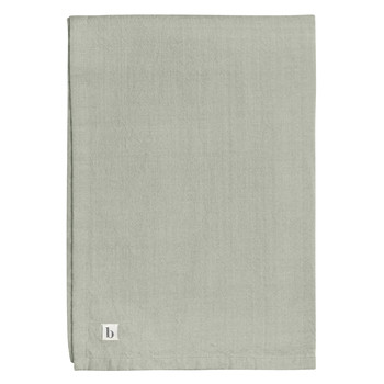 Home Napkin, table cloth, place mats Broste Copenhagen WILLE Grey / Pearl