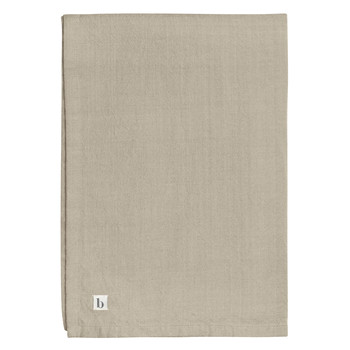 Home Napkin, table cloth, place mats Broste Copenhagen WILLE Taupe