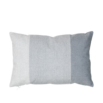 Home Cushions covers Broste Copenhagen REVNA Blue