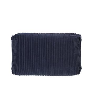 Home Cushions covers Broste Copenhagen THOR Blue / Night