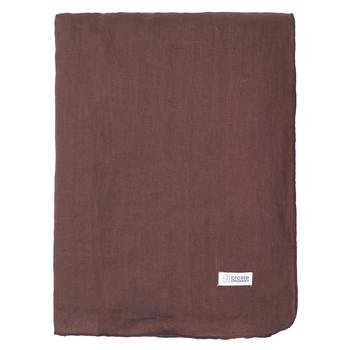 Home Napkin, table cloth, place mats Broste Copenhagen GRACIE Violet / Aubergine