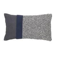 Home Cushions covers Broste Copenhagen KNIT Blue