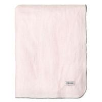 Home Napkin, table cloth, place mats Broste Copenhagen GRACIE Pink / Pale