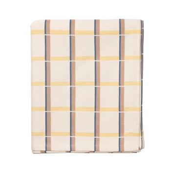 Home Napkin, table cloth, place mats Broste Copenhagen ZAPPA Yellow