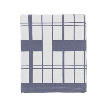 Home Napkin, table cloth, place mats Broste Copenhagen EARL Blue