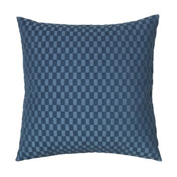 Home Cushions covers Broste Copenhagen LINO Blue