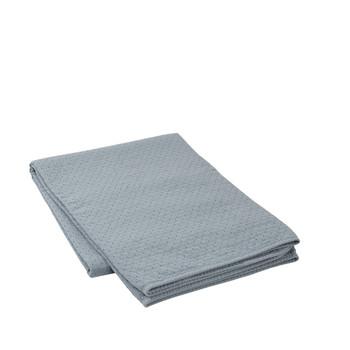 Home Blankets, throws Broste Copenhagen DOT Blue