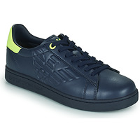 Shoes Men Low top trainers Emporio Armani EA7 CLASSIC NEW CC Blue