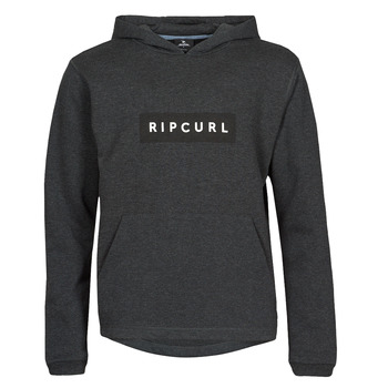 material Men sweaters Rip Curl VAPORCOOL HOOD Black / Mottled