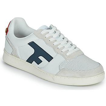 Shoes Men Low top trainers Faguo HAZEL Beige / Blue
