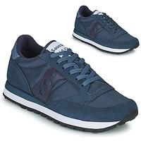 Shoes Low top trainers Saucony JAZZ ORIGINAL Marine