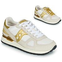 Shoes Women Low top trainers Saucony SHADOW ORIGINAL White / Gold