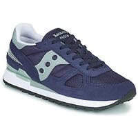 Shoes Men Low top trainers Saucony SHADOW ORIGINAL Marine / Grey