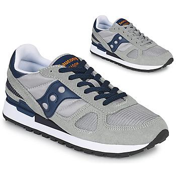Shoes Men Low top trainers Saucony SHADOW ORIGINAL Grey / Marine