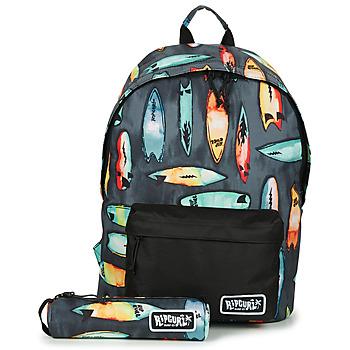 Bags Boy Rucksacks Rip Curl DOME + PC 18L BTS Grey / Multicolour