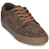 Shoes Men Low top trainers Globe GS Brown