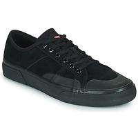 Shoes Men Low top trainers Globe SURPLUS Black