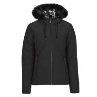 material Women Duffel coats Desigual SNOW Black