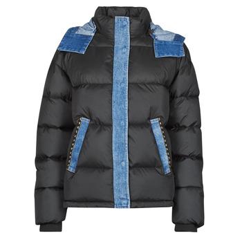 material Women Duffel coats Desigual AUSTEN Black