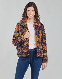 material Women Blouses Desigual COLETTE Multicolour