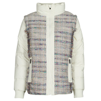 material Women Duffel coats Desigual STORNI White