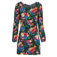 material Women Short Dresses Desigual NILO Multicolour