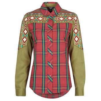 material Women Shirts Desigual LOTTIE DOD Multicolour