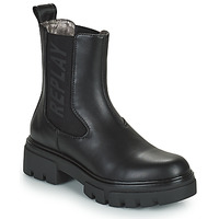 Shoes Women Mid boots Replay HANNA WESTCROFT Black