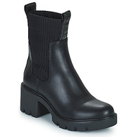 Shoes Women Mid boots Replay VILLAGE WITHLOCK Black