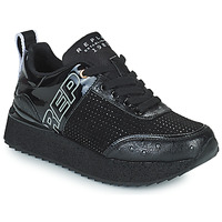 Shoes Women Low top trainers Replay PENNY HALES Black