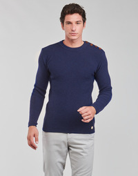 material Men jumpers Armor Lux PULL MARIN HERITAGE Blue