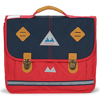 Bags Boy Satchels Poids Plume NEW LIGHT CARTABLE Red