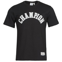 material Men short-sleeved t-shirts Champion 216575 Black